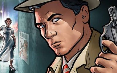Archer's new season will have a hidden storyline found with a smartphone app