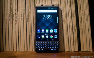 [Update: US and Canada to get phone in May] BlackBerry KEYone launch delayed