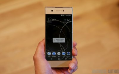 Sony Xperia XA1 pre-orders begin ahead of launch in the US for $300