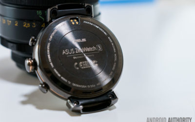 New report claims ASUS could end ZenWatch smartwatch development