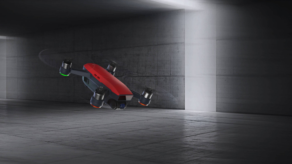 Early Leaks Were Fairly Accurate In Depicting The DJI Spark We Are Looking At A Fixed Propeller Arm Quadcopter That Is Smaller Than Mavic Pro