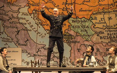 'Archduke': Theater Review