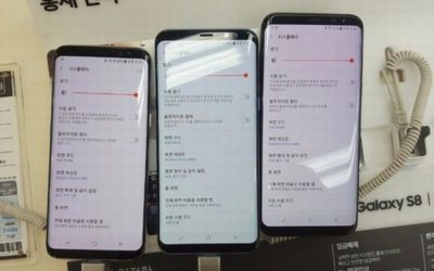 Update: Red tint update rolling out to Canadian Galaxy S8 units