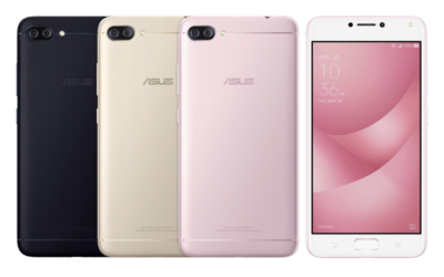 Asus ZenFone 4 Max officially launched with massive 5,000 mAh battery
