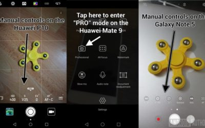 How to take a photo in manual mode on your smartphone – Gary explains