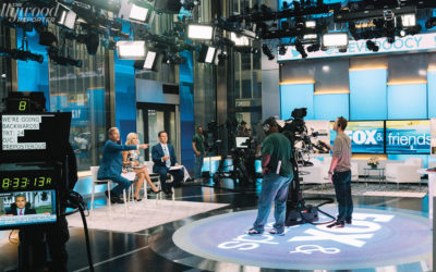 Behind the Scenes at 'Fox & Friends,' America's Most Influential Morning Show (Seriously)