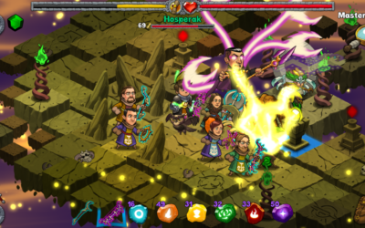 'Rogue Wizards' Review – A Turn-Based RPG with all the Loot