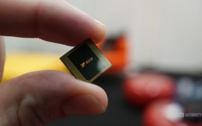 Why are smartphone chips suddenly including an AI processor?